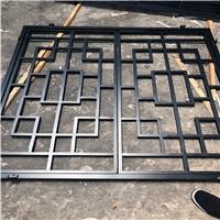 定制仿古式鋁窗花 廠家批發鋁掛落 屏風