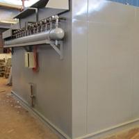 曼大袋式脉冲除尘器 超细粉物料回收除尘器