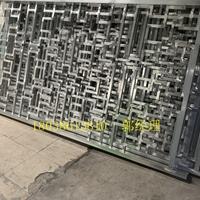 中式铝窗花格-仿古窗花隔断定制厂家