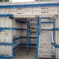 铝模板租赁 铝合金模板生产厂家