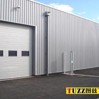 分節式大型提升門,工廠抗強風提升門