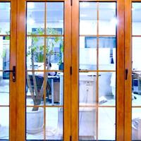 铝包木型材门窗厂铝包木门窗价格铝包木阳光房