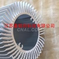 扬州高倍齿散热器型材