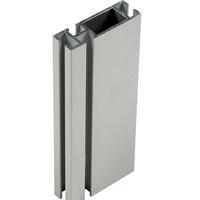 供應 50四槽扁鋁5分扁鋁5分聯板展位橫梁