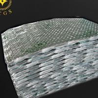纳米气囊铝箔气泡房屋建筑隔热保温材定制