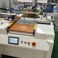 洗衣機面板絲印機冰箱玻璃絲網印刷機廠家