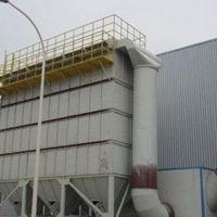 4噸燃煤鍋爐布袋除塵器價格