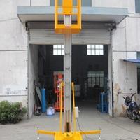 SJL型单柱铝合金升降机