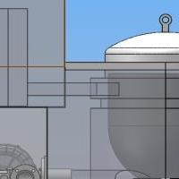 坩埚燃气熔炉 蓄热式熔化炉
