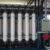 志享瑞10吨每小时超滤设备