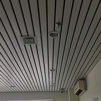 C型鋁扣板吊頂 84鋁條板天花