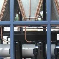 陽極氧化風冷式冷水機廠家風冷式冰水機組