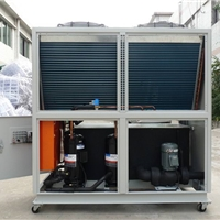 氣冷式冰水機廠家提供30匹氣冷式冷水機
