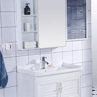 太空铝浴室柜组合阳台柜欧式全铝卫浴柜