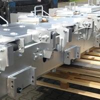 高熔融硅铝水流槽