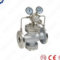 進口鋁合金先導活塞式氣體減壓閥洛克品牌