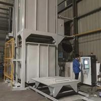 鋁合金淬火回火爐 鋁制品熱處理爐