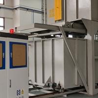 井式鋁合金淬火爐 固溶時效熱處理爐