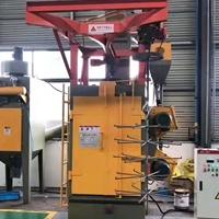 百強自動化廠家大量批發雙吊勾式拋丸機