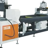 鋁模板鋁合金模板全自動90度數控送料切割鋸
