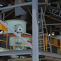 日产1800方煤炭制沙生产线机器设备报价