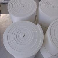 工業電磁爐內保溫硅酸鋁保溫毯