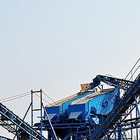 日产4500方云母制砂生产线机器多少钱
