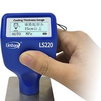 漆膜检测仪LS220应用于汽车