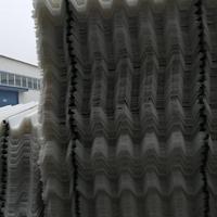 自来水厂沉淀池用斜管 乙丙共聚蜂窝斜管