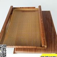 洋楼走廊勾搭式直排孔铝单板一般多厚材料