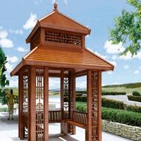 中式铝合金凉亭