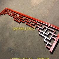 房屋铝挂落-方管焊接铝挂落