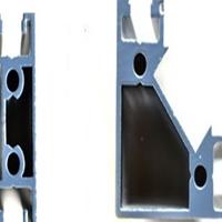 鋁合金遮陽梭形百葉鋁材加工