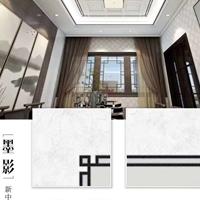 黑白現代風格二級吊頂