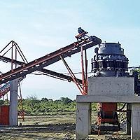 时产500吨煤矿破碎机,花岗岩破碎机