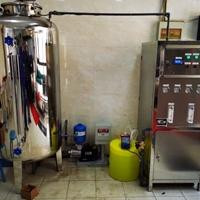 工厂食堂用0.5TH纯净水设备-志享瑞