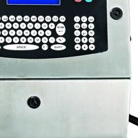 節省耗才噴印全自動食品噴碼機價格實惠
