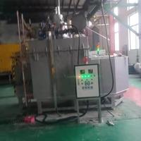 3T燃气熔化炉 机边铝水保温炉