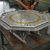 生產銷售6082海工裝備直升機平臺鋁型材
