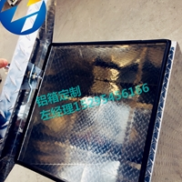 花纹板加工铝箱生产厂家 工具箱