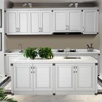 全铝酒柜材料成批出售 纯铝家具加盟