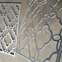 铝防盗窗安装效果 铝方管焊接窗