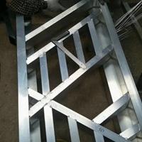 小區售樓中式木紋色鋁窗花仿古廠家定制