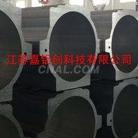 超大规格电力壳体铝管定制