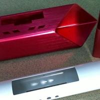 灯模组外壳,灯饰外壳铝型材