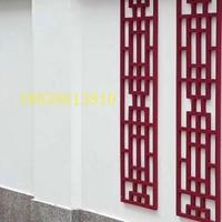 無縫焊接鋁窗花廠家-定制仿古鋁窗花