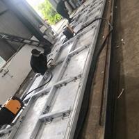 禽畜运输车铝合金箱体、全铝箱体焊接加工