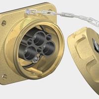 proconect工业插座x6dm424