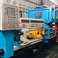 意美德630吨铝合金型材挤压机成品率高