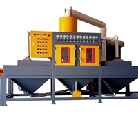 輸送式自動噴砂機廠家